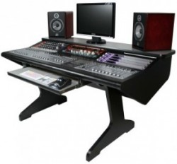Malone Design Works MC Desk - mobilier pour home studios