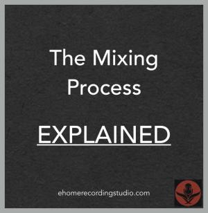le mixage audio expliqué